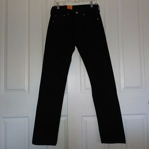 Nwt Womens Levi's 501 High Rise Straight Leg Jeans